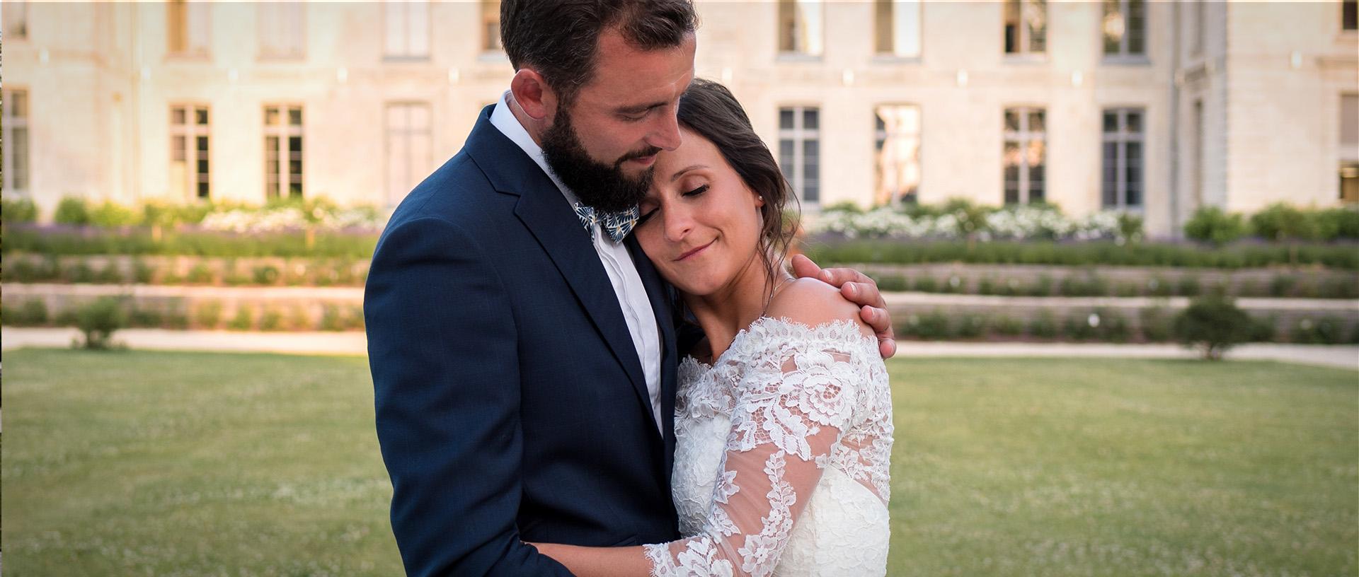Vidéaste mariage chateau de Couturelle