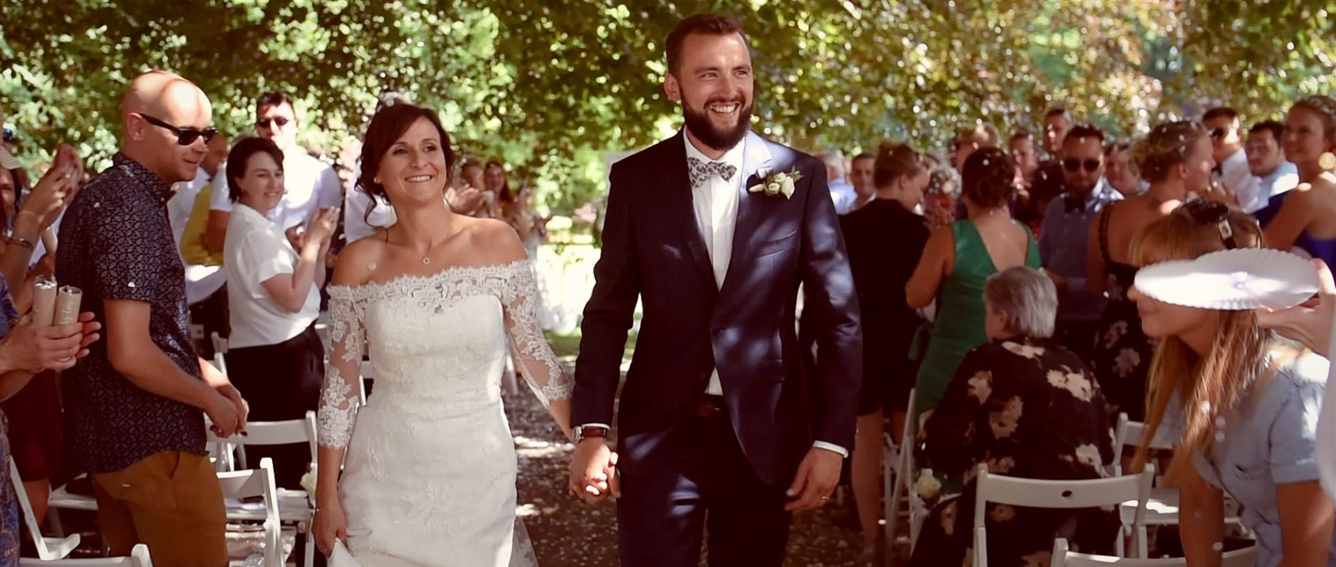 vidéaste mariage - film - mariage - nord france - chateau de couturelle