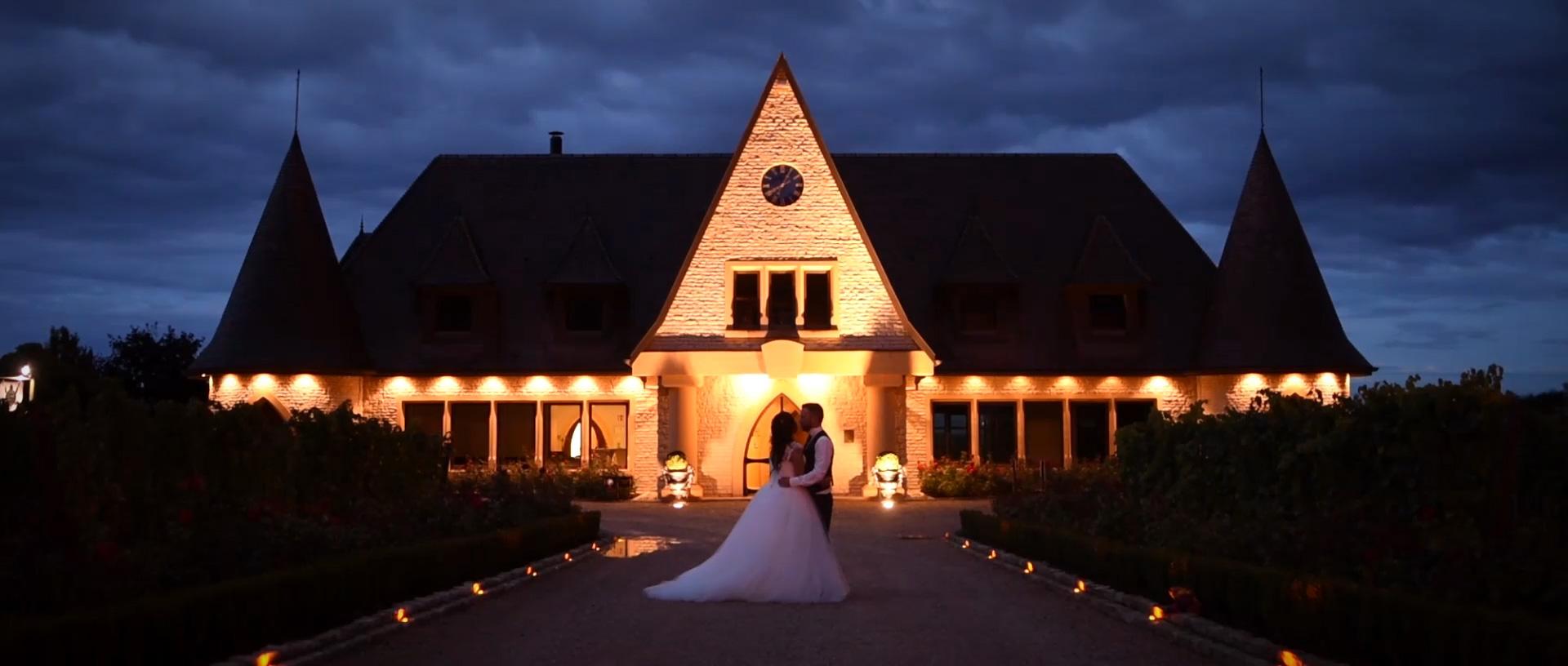Wedding filmmaker in France - Alsace Bas-Rhin Strasbourg colmar - Petit Wettolsheim