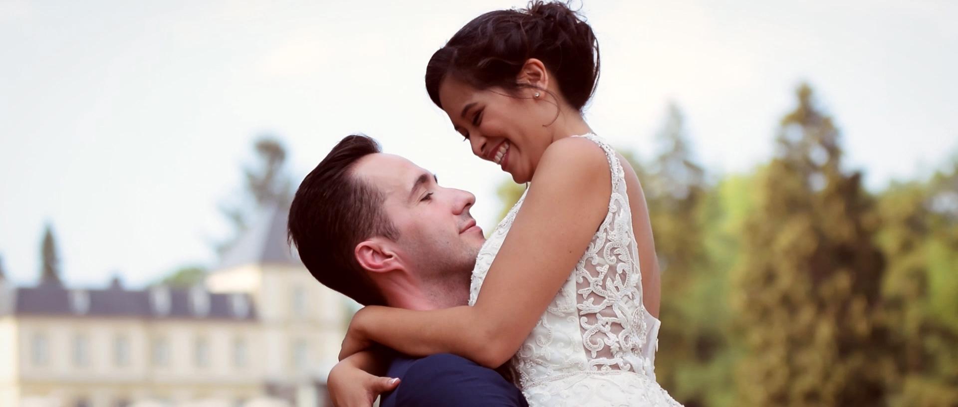 vidéaste mariage - film mariage - mariage luxembourg - mariage belgique - mariage france - Wedding videographer - Chateau bois arlon