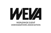 wedding videographer - wedding filmmaker - WEVA - worldwide event videographers association